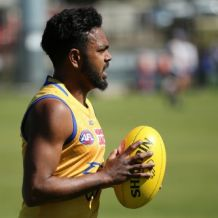 AFL 2019 Training - West Coast Eagles 090919