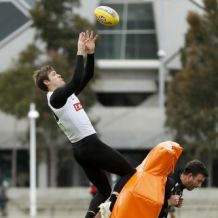 AFL 2019 Training - Collingwood 100919