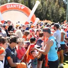 AFL 2019 Training - GWS Giants 240919