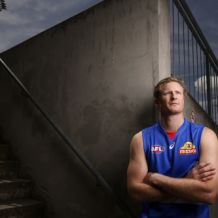 AFL 2019 Media - Western Bulldogs Media Opportunity 181019