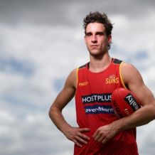 AFL 2019 Training - Gold Coast Suns 041119