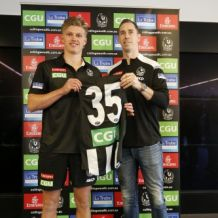 AFL 2019 Media - Collingwood 031219
