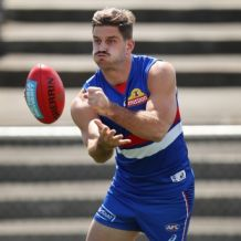 AFL 2019 Training - Western Bulldogs 041219