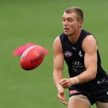 AFL 2020 Training - Carlton 260220