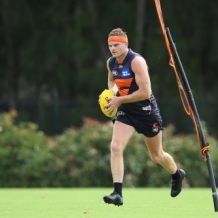 AFL 2020 Training - GWS Giants 260220