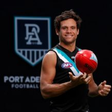 AFL 2020 Portraits - Port Adelaide