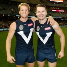 AFL 2020 State of Origin - Victoria v All Stars