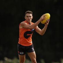 AFL 2020 Training - GWS 200320