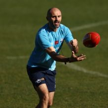 AFL 2020 Training - North Melbourne 290520