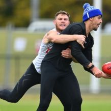 AFL 2020 Training - Collingwood 010620