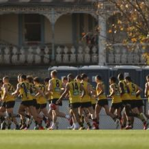AFL 2020 Training - Richmond 040620