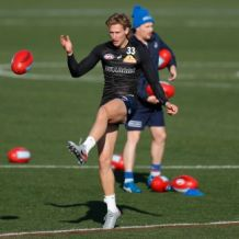 AFL 2020 Training - Western Bulldogs 050620