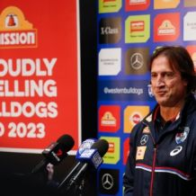 AFL 2020 Training - Western Bulldogs 170620