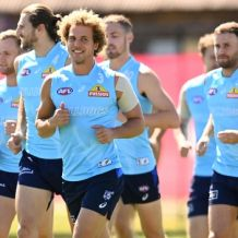 AFL 2020 Training - Western Bulldogs 240920