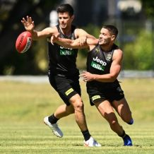 AFL 2020 Training - Richmond 240920