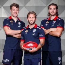 AFL 2020 Media - Western Bulldogs Media Opportunity 250920