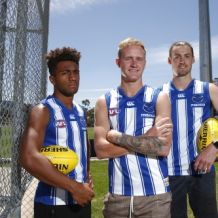 AFL 2020 Media - North Melbourne Media Opportunity 161120