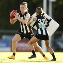 AFLW 2020 Training - Collingwood 251120
