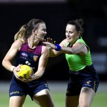 AFLW 2020 Training - Brisbane 261120
