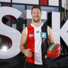 AFL 2020 Media - St Kilda Media Opportunity 271120