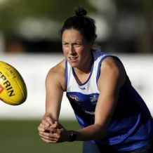AFLW 2020 Training - North Melbourne 101220