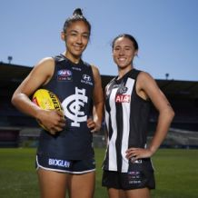 AFL 2020 Media - 2021 AFLW Fixture Announcement