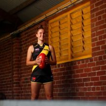 AFLW 2021 Portraits - Richmond
