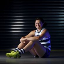 AFLW 2021 Portraits - Geelong Cats