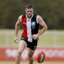 AFL 2021 Training - St Kilda 150121