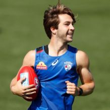 AFL 2021 Training - Western Bulldogs 030221