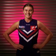 AFLW 2021 Portraits - Fremantle