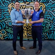 AFL 2021 Media - Cup Presenters Media Opportunity